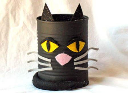Portalapices Gato